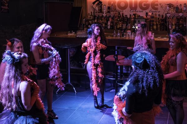 Workshop Burlesque in Venlo