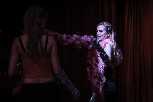 Workshop Burlesque in Venlo